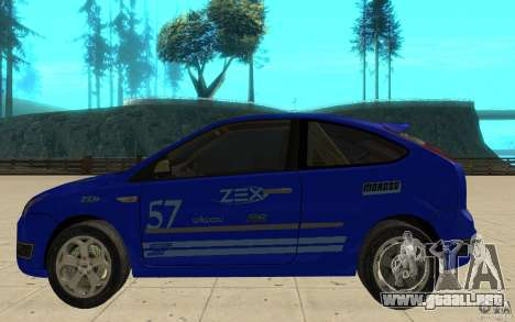 Ford Focus-Grip para GTA San Andreas left