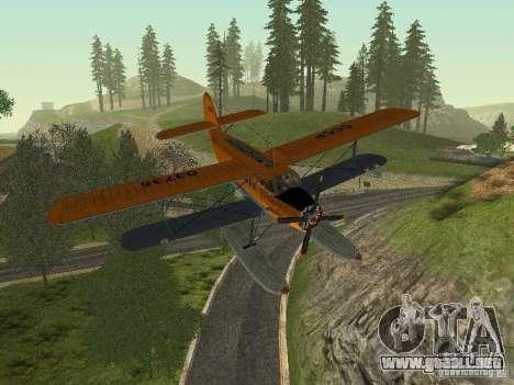 An-2V para visión interna GTA San Andreas