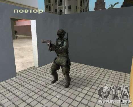 Escarcha de CoD MW3 para GTA Vice City