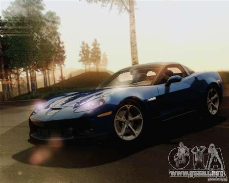 Optix ENBSeries Anamorphic Flare Edition para GTA San Andreas sexta pantalla