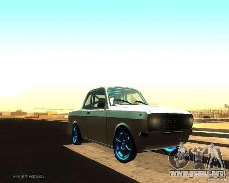 GAZ Volga 2410 Drift edición para GTA San Andreas