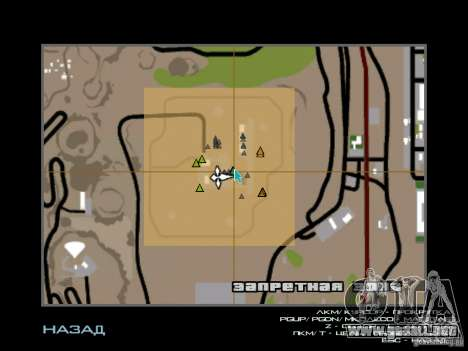 Nuevos cursores para GTA San Andreas