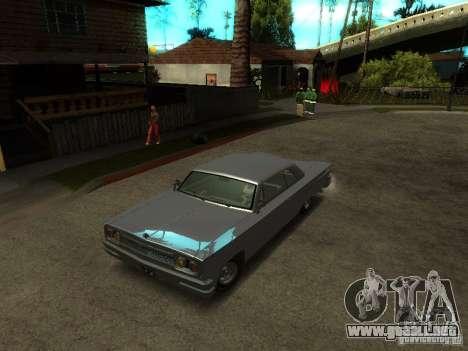 Vudú en GTA IV para GTA San Andreas