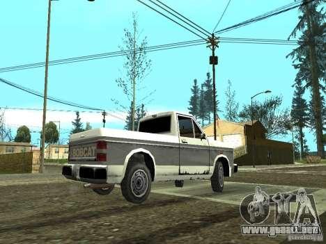 ENBSeries by GaTa para GTA San Andreas sucesivamente de pantalla