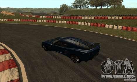GOKART pista ruta 2 para GTA San Andreas séptima pantalla