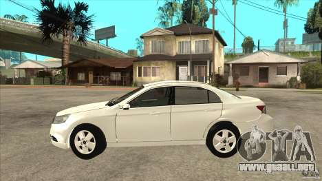 Chevrolet Epica 2008 para GTA San Andreas left