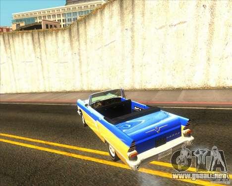 GAZ Chaika 13B para GTA San Andreas left