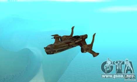 Hydra TimeShift Skin 1 para visión interna GTA San Andreas