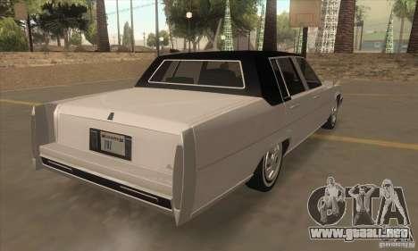 GTA IV Emperor para la visión correcta GTA San Andreas