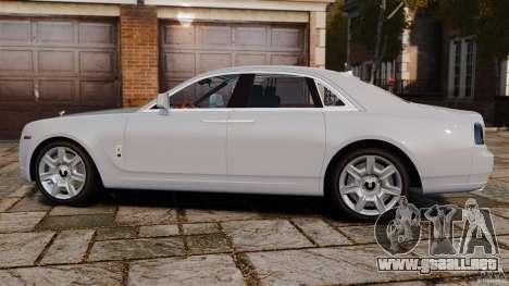 Rolls-Royce Ghost 2012 para GTA 4 left