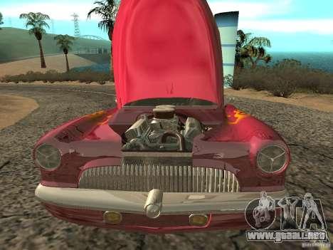 Buick Custom 1950 LowRider 1.0 para visión interna GTA San Andreas