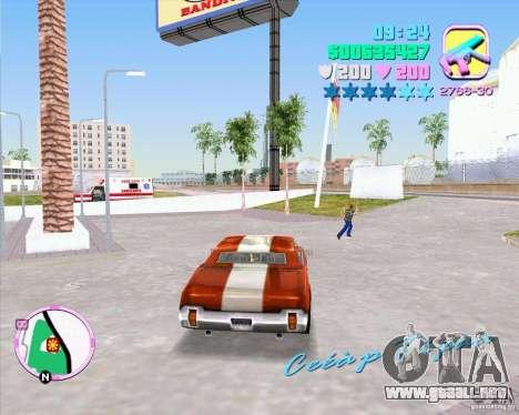 ENB Series for GTA ViceCity v2 para GTA Vice City segunda pantalla