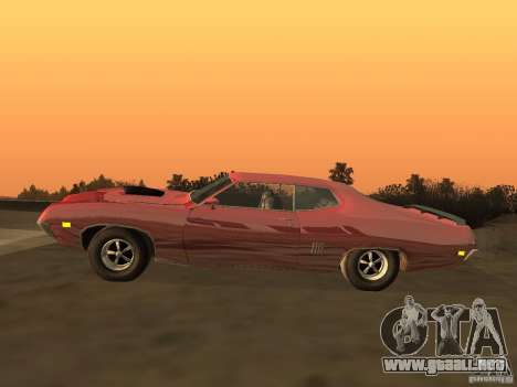 Ford Torino Cobra 1970 Tunable para GTA San Andreas left