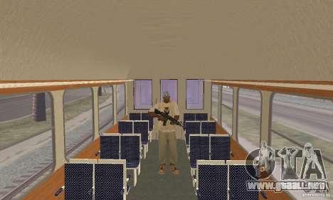 Coche 21-31 CFR para visión interna GTA San Andreas