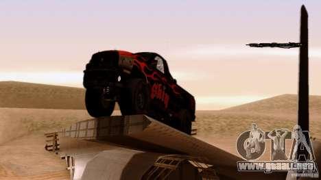 Direct R v1.0 para GTA San Andreas tercera pantalla