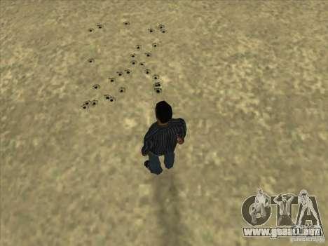 Agujeros de las balas para GTA San Andreas