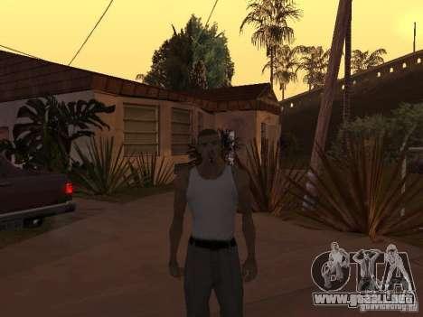 Varrio Los Aztecas para GTA San Andreas