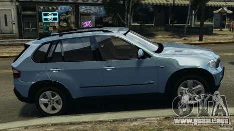 BMW X5 xDrive30i para GTA 4 left