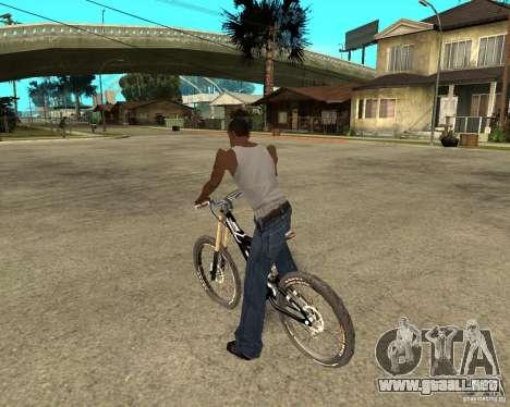 Diamondback strike Beta para GTA San Andreas left