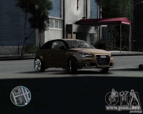 Audi A1 v.2.0 para GTA 4