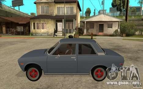 Datsun 510 JDM Style para GTA San Andreas left