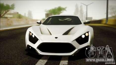 Solid ENB v7.0 para GTA San Andreas quinta pantalla