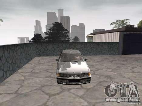 BMW 320i para la visión correcta GTA San Andreas