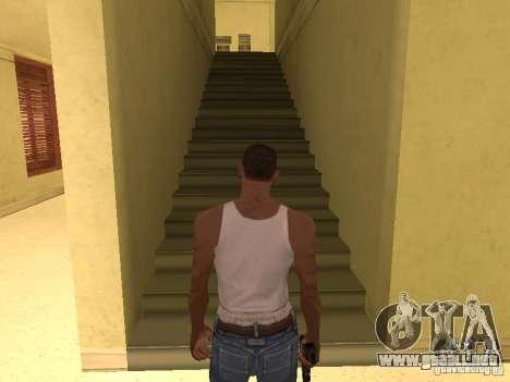 La entrada para el Hospital de Los Santos para GTA San Andreas novena de pantalla