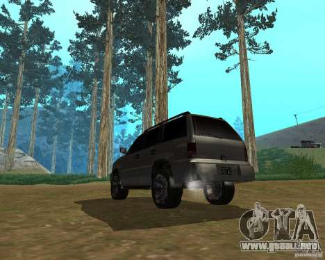 Cabalgata de GTA 4 para GTA San Andreas left