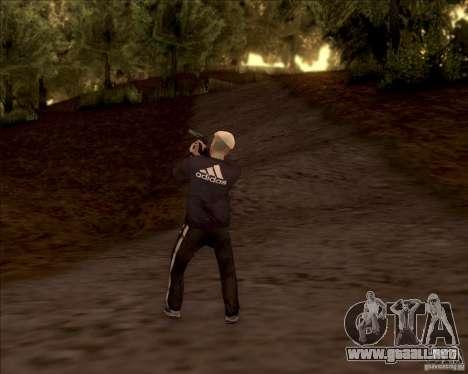 SkinPack for GTA SA para GTA San Andreas décimo de pantalla