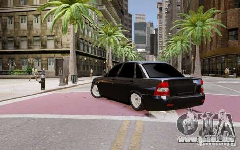 Lada Priora Dag Style para GTA 4 left