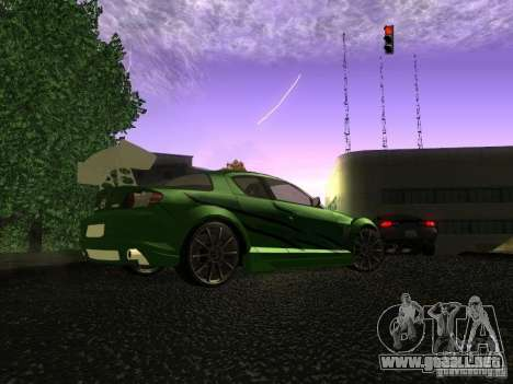 ENBSeries by Mick Rosin para GTA San Andreas
