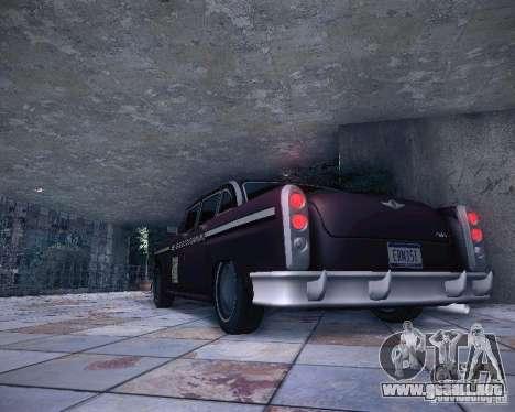 Diablo Cabbie HD para el motor de GTA San Andreas