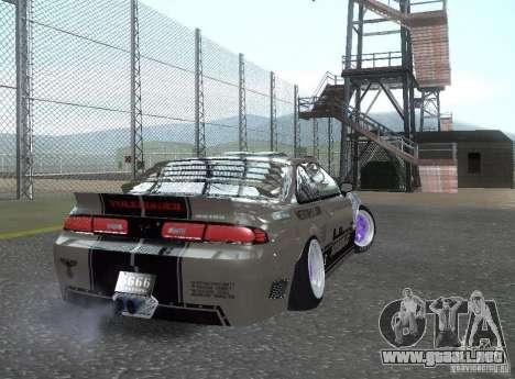 Nissan Silvia S14 Volklinger para GTA San Andreas left