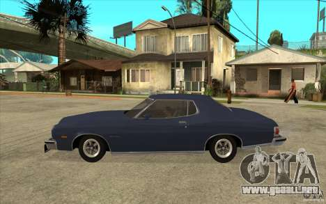 Ford Gran Torino Stock para GTA San Andreas left