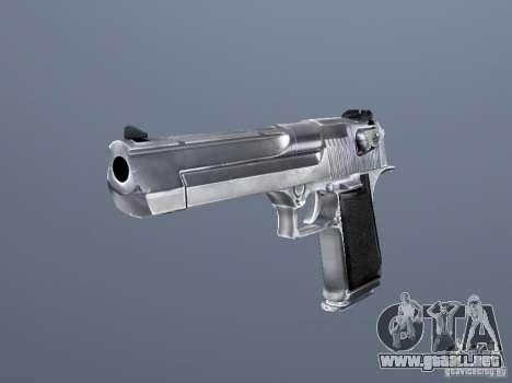Grims weapon pack3 para GTA San Andreas quinta pantalla