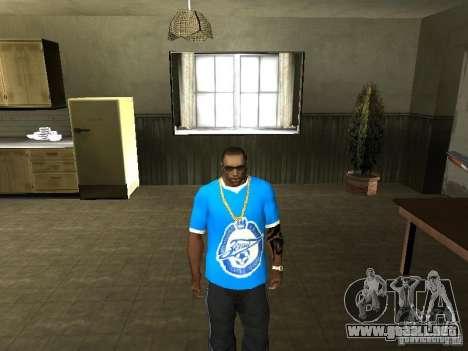 Mike Zenith para GTA San Andreas