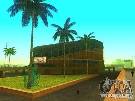 El nuevo edificio del LV para GTA San Andreas tercera pantalla