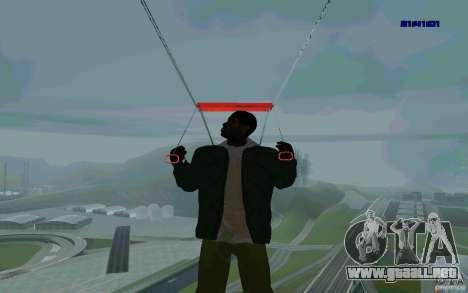 male01 para GTA San Andreas segunda pantalla