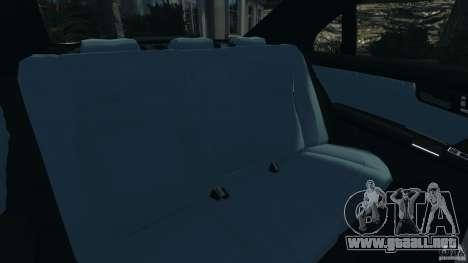 Mercedes-Benz S65 AMG 2012 v1.0 para GTA 4 vista superior