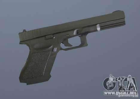 Glock 17 para GTA Vice City tercera pantalla