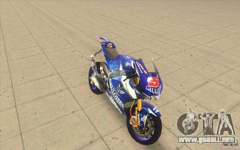 Yamaha M1 Edwards para GTA San Andreas