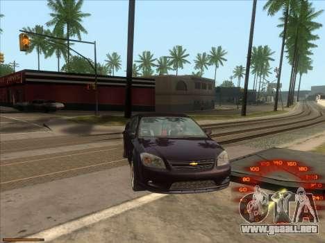 ENBSeries by laphund v2 para GTA San Andreas