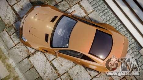 Mercedes-Benz SL65 AMG Black Series para GTA 4 visión correcta