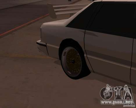Taxi para visión interna GTA San Andreas