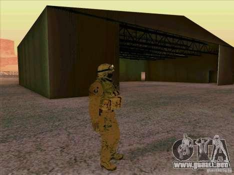 Morpeh americano para GTA San Andreas tercera pantalla