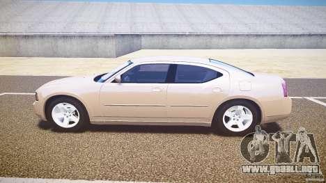 Dodge Charger RT Hemi 2007 Wh 1 para GTA 4 left