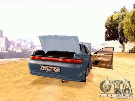 Toyota Mark II JZX90 para visión interna GTA San Andreas
