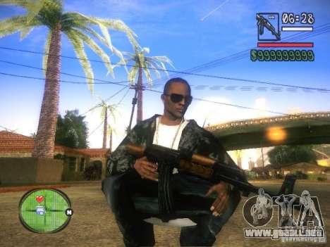 New ENBSEries 2011 v3 para GTA San Andreas séptima pantalla