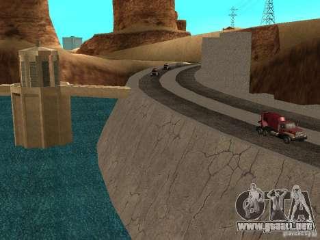 Nuevas texturas para presas para GTA San Andreas tercera pantalla